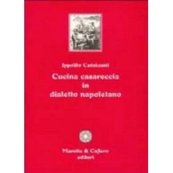 Cucina casereccia in dialetto napoletano