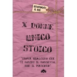 Per Donne unico stoico
