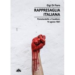 Rappresaglia italiana - copertina variant